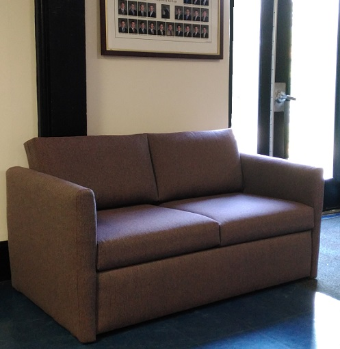 heavy-duty loveseat for fraternity