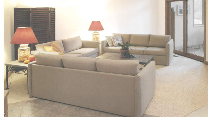 modern living room sofas & loveseat
