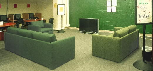 heavy use student lounge furniture